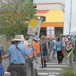 Mel's photo of Great Climate March  1