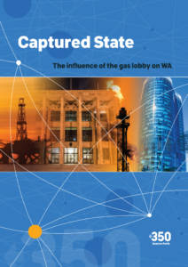 Captured state report cover